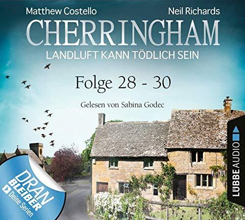 Cherringham - Landluft kann tödlich sein, Sammelband 10 cover art