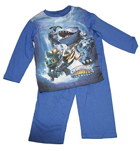 Skylanders Giants Pyjama/Schlafanzug - blau - 116