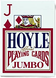 Hoyle Jumbo United States Playing Cards (Pack of 2)