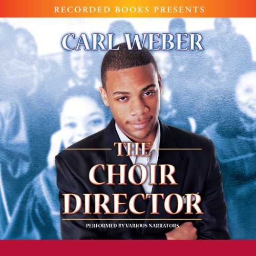The Choir Director audiobook cover art