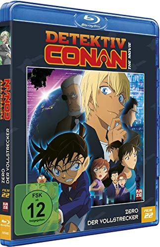 Detektiv Conan: Zero der Vollstrecker - 22.Film - [Blu-ray]