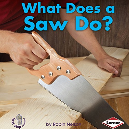 What Does a Saw Do? copertina