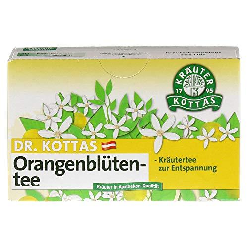 dr.kottas orangenblütentee filterbeutel 20 St