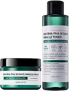 SomebyMi AHA-PHA-BHA 30 Days Miracle Toner and Cream