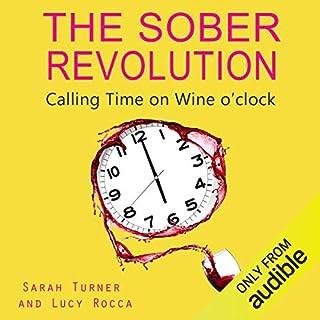 The Sober Revolution audiobook cover art