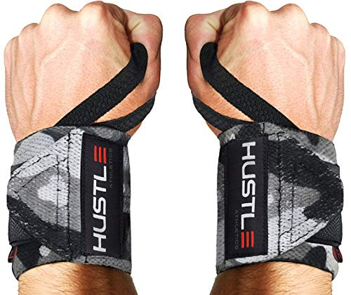 Hustle Athletics Wrist Wrap Weightlifting