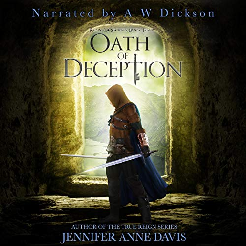 Oath of Deception audiobook cover art