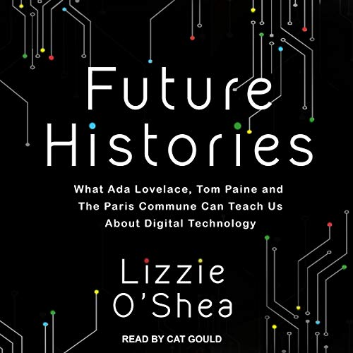 Future Histories audiobook cover art