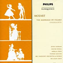 Mozart: Marriage of Figaro Highlights