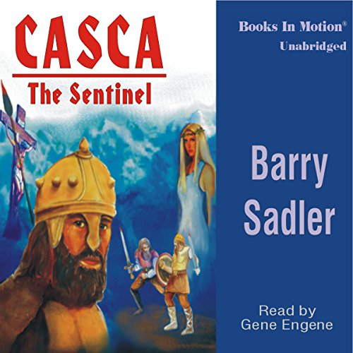 Casca: The Sentinel: Casca Series #9 audiobook cover art
