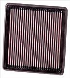 K&N 33-2935 Filtri Aria Sostitutivi Auto, Lavabile e Riutilizzabile