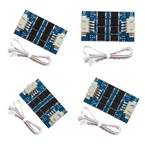 4 Packs Smoother PLUS for 3D Printer RepRap MK8 I3 Terminator Accessories