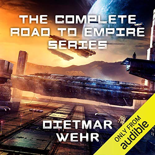 Page de couverture de The Complete Road to Empire Series