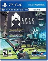 Apex Construct: VR (輸入版:北米) - PS4