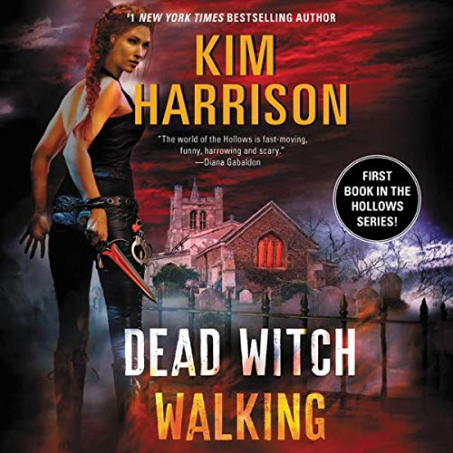 Dead Witch Walking audiobook cover art