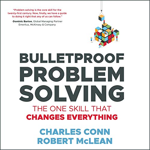 Couverture de Bulletproof Problem Solving