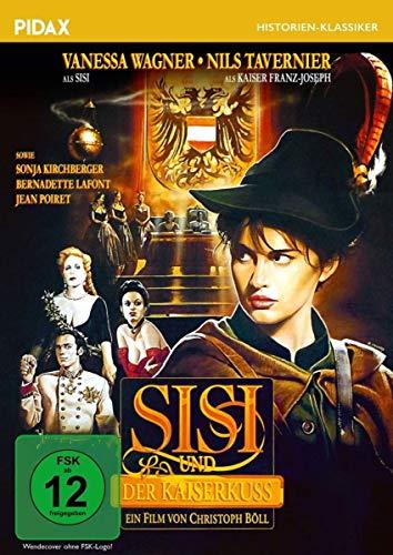 Sisi und der Kaiserkuss / Unterhaltsame Parodie auf die legendären Sissi-Filme (Pidax Historien-Klassiker)