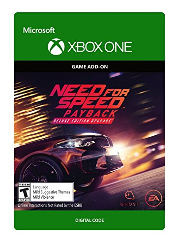 Need for Speed: Payback Deluxe Edition Upgrade - Xbox One [Digital Code]