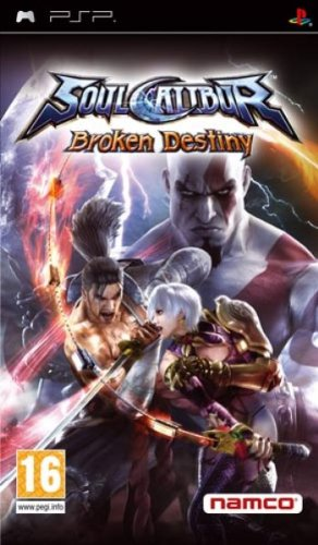 Soulcalibur Broken Destiny [Import spagnolo]