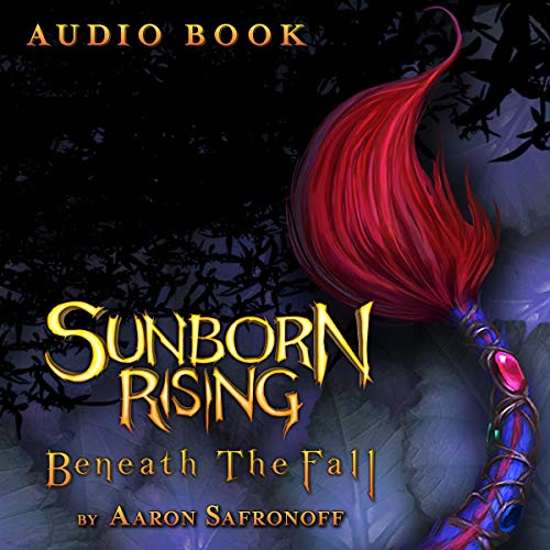 Sunborn Rising Audiobook By Aaron Safronoff cover art