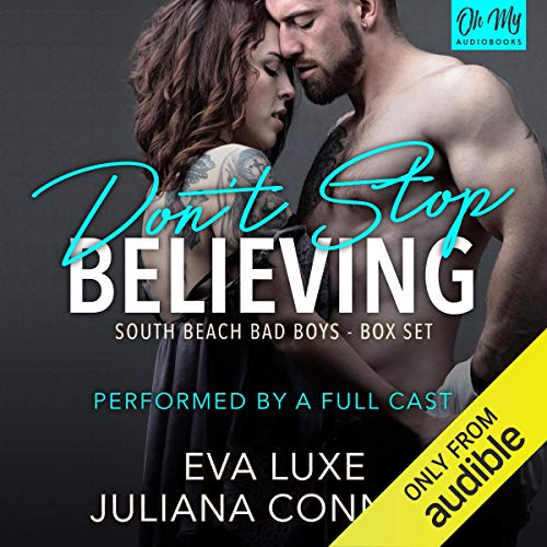 Don't Stop Believing audiobook cover art