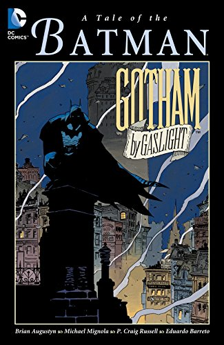 Batman: Gotham by Gaslight: New Edition (DC Elseworlds) (English Edition)