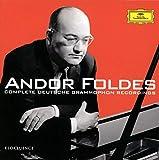 Foldes,Andor: Sämtliche Dg-Aufnahmen (Audio CD)