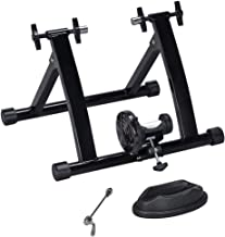 the magnet bicycle indoor exercise trainer