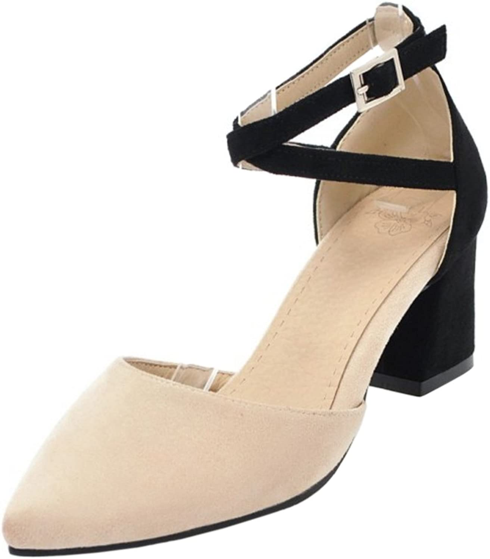 AicciAizzi Women Comfort Sandals Strap