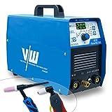 AC DC WIG Schweißgerät 200 Amp - Elektroden Schweissgerät mit 180 Amp Plasmaschneider 50 Amp |...