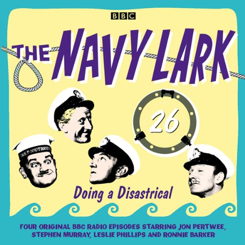 The Navy Lark: Volume 26 cover art