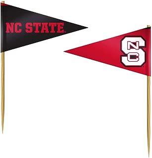 Team ProMark North Carolina State Wolfpack Toothpick Flag - 36 Pack