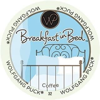 Wolfgang Puck Breakfast in Bed Coffee Single Serve Cups for Keurig, 48 Count