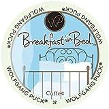 Wolfgang Puck Coffee Single Serve Capsules, Breakfast in Bed, Medium Roast, Compatible with Keurig K-Cup Brewers, 24...