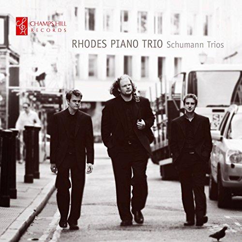 Schumann Trios - Klaviertrios Nr.1 & 2