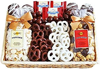 California Delicious Crunch Time Sweet Snacks Gift Set