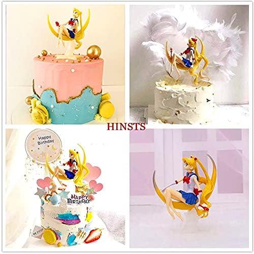 Sailor moon cake topper _image2