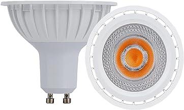 AR70 LED-lamp GU10-basis, AC 220V-ingang, 8W 750LM, geschikt voor huishoudverlichting, vervang 50W halogeenlamp (Natural W...