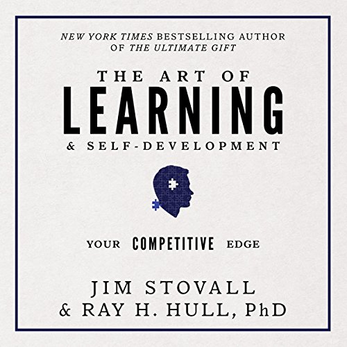 The Art of Learning and Self-Development audiobook cover art