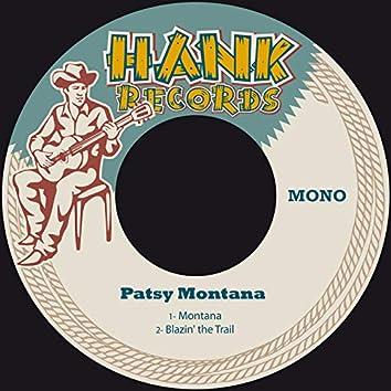 Montana / Blazin' the Trail
