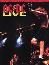 Partition : AC/DC live guitar tab