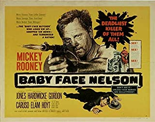 Baby Face Nelson POSTER (11