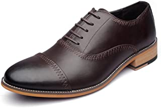 [ラビヤ] ビジネスシューズ 軽量シューズ メンズ 靴 内羽根 紳士靴 Uチップ 革靴 レースアップ 通気 通勤 通学