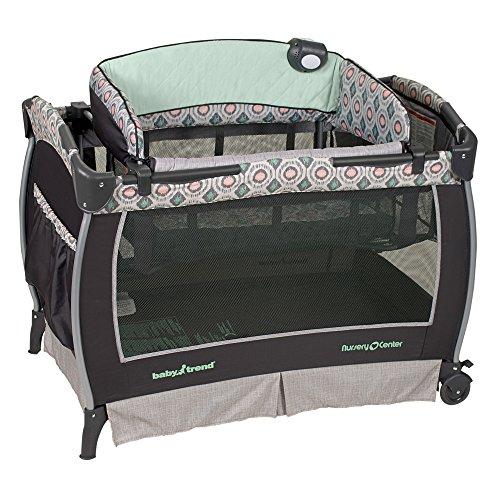 Baby Trend Deluxe Nursery Center, Artisan