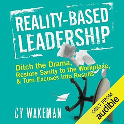 Reality Based Leadership copertina