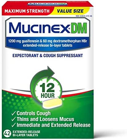 Save up to 30% on Mucinex