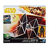 Star Wars- Tie Fighter Figurine, E0327, Varié