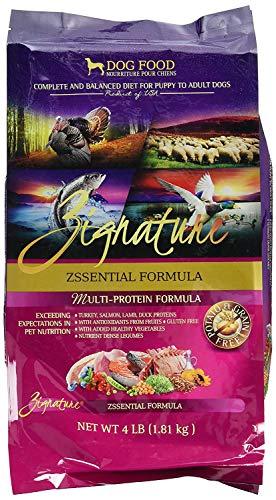 Zignature Zssential Formula Dog Food