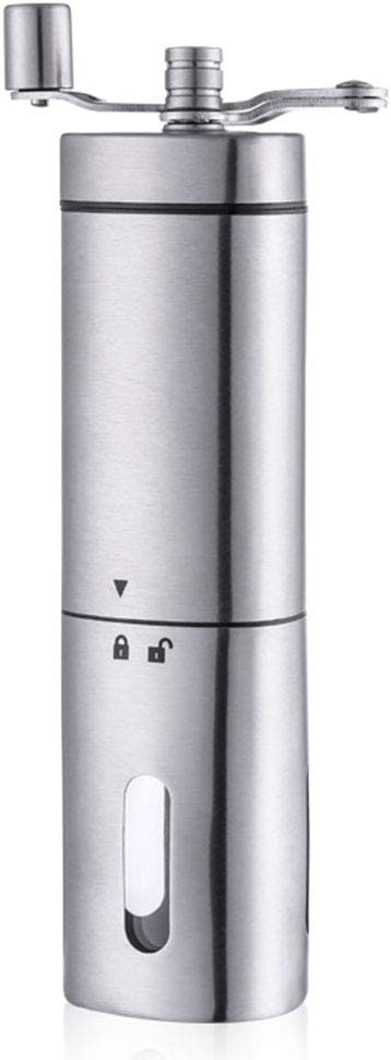 Manual Coffee Grinder Very popular Stainless Directly managed store Burr Steel