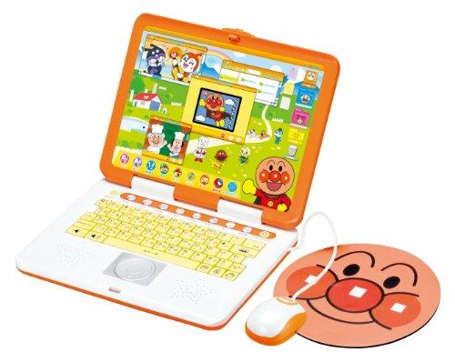 アンパンマン マウスでクリック★ アンパンマンカラーパソコン